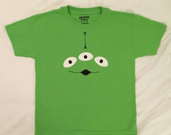 Toy Story Alien-inspired T-shirt - Adult