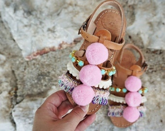 Baby/Kids Leather Shoes