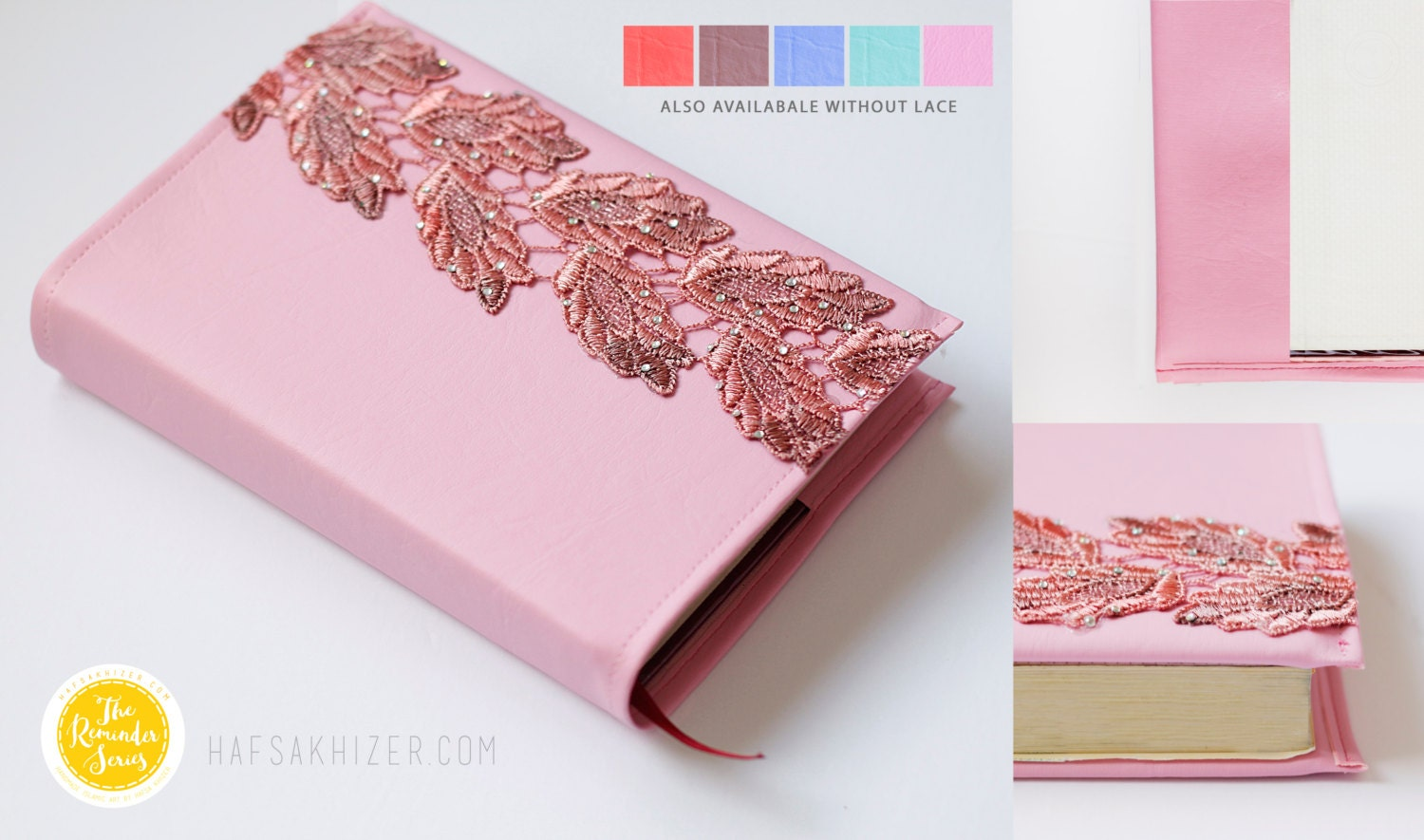 Fabric Book Covers Uk ~ Quran cover bible book fabric by thereminderseries