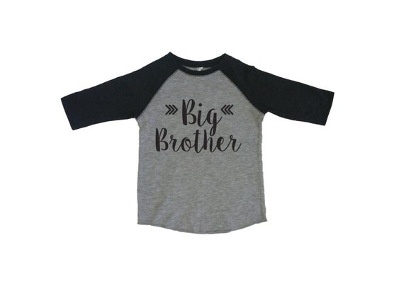 Big brother shirt baby announcement shirt boy sibling for Big brother shirts for toddlers carters