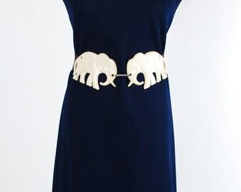 Mod 60s Key Hole Mini Dress, Navy and White, Bleeker Street, Shift Dress, Short, Gogo Dress, Small- Medium