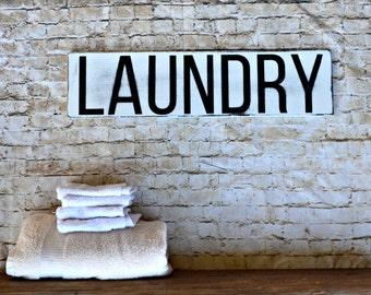 Laundry Sign- the laundry room-Sign laundry room-fixer upper sign-Custom Sign-Farmhouse Decor-wood sign-farmhouse decor