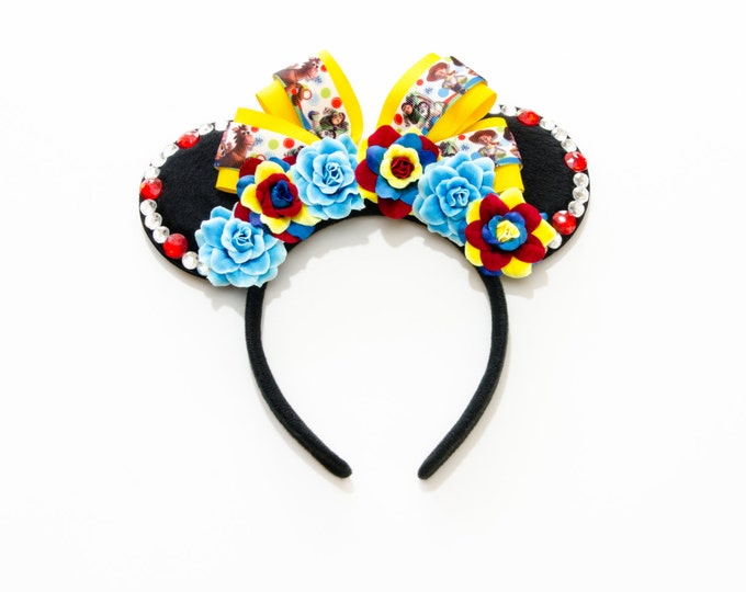 Toy Friends Mouse Ears Headband