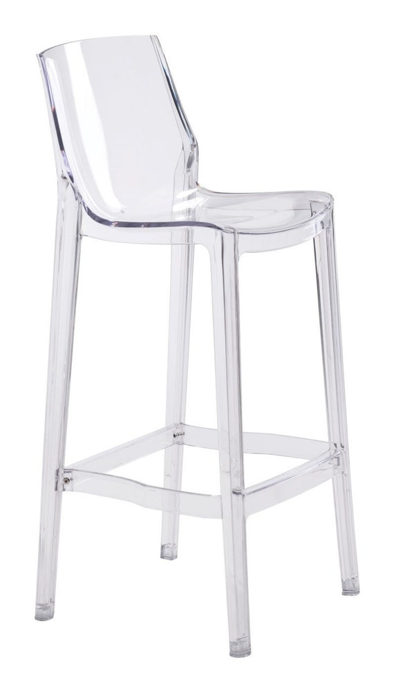 Items Similar To Ghost Bar Stool Free Shipping Lucite