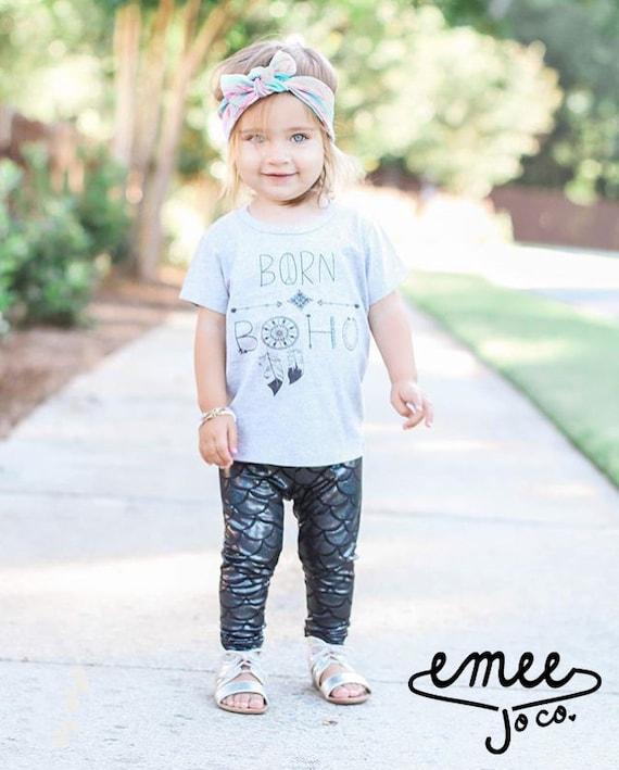 Born Boho Bohemian Baby Clothes Baby Girl Clothes Bohemian