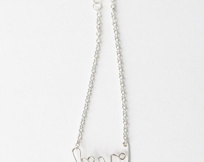 Love Bracelet (Silver)