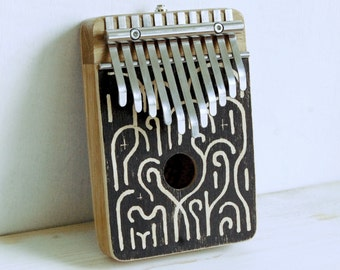 EARTH -  kalimba thumb piano electric G major pentatonic