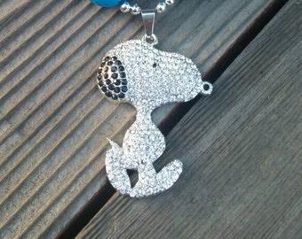 Snoopy Chunky Necklace