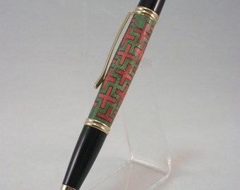Crosses Pen, Wood Pen