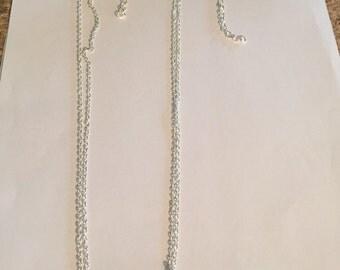Pretty Flower Necklaces!