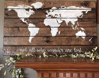 world map pallet world wood sign explore world map america wood pallet - Wood Sign Design Ideas