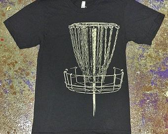 The Hudson-Disc Golf Tee-Black