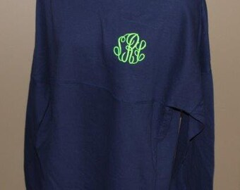 JERSEY...Monogrammed/ Swimsuit coverup/ Girlfriend Gift/Bridesmaid Gift