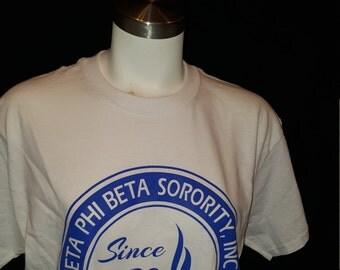 Zeta Phi Beta  T shirt