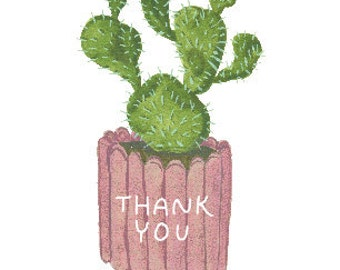 Unique Succulent Thank You Related Items Etsy