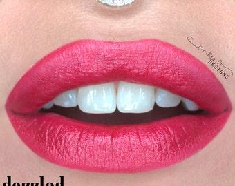 Dazzled- DNA Lipstick Sparkly Red