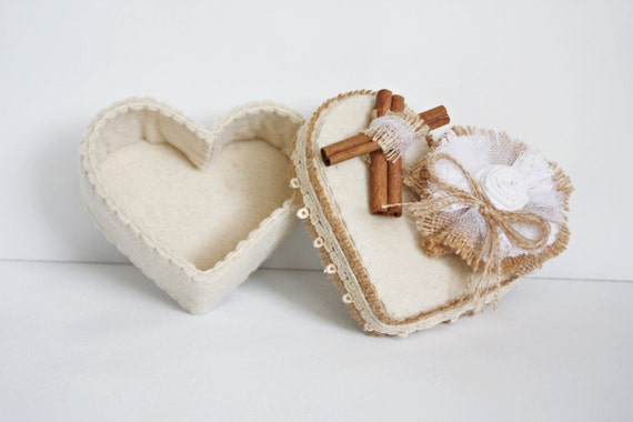 Wedding Ring Gift Box : Wedding Favor Wedding Ring Box Rustic Wedding Engagement Ring Box ...