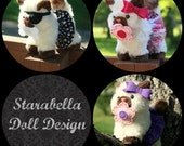 Pet oufits to fit the new American Girl doll cat and dogs