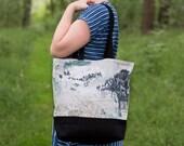 Väska i tyg från Nani iro