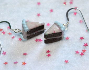 Cake Earrings