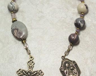 Woman's One Decade Rosary; Woman's Catholic Tenor; Catholic Gifts