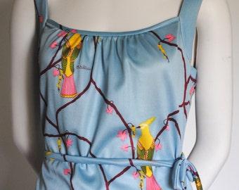 Vintage 60's Kay Windsor Summer Dress