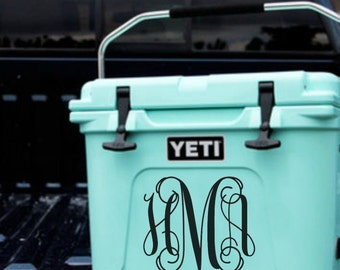 Yeti Cooler Stickers Etsy