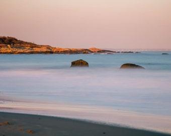 Black Point ~ Scarborough Beach, Narragansett, Rhode Island, New England, Ocean, Coastal, Beach Art, Photograph, Home Decor, Art