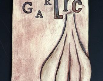 Garlic Tile