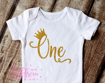First Birthday Outfit, Birthday Onesie, Princess Birthday, Birthday Shirt, 1st Birthday, Cursive One, Tutu, Second Birthday, 2nd Birthday