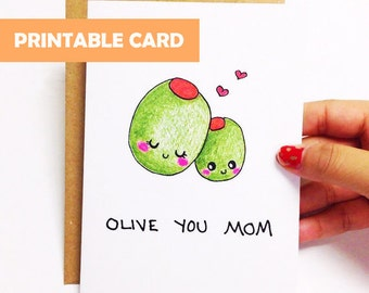 Gargantuan image within printable birthday cards for mom funny