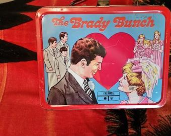 1  Brady Bunch Lunchbox & Thermos- 1970-NICE ONE!!