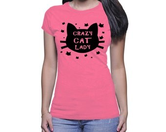 Crazy Cat Lady Women's T-Shirt