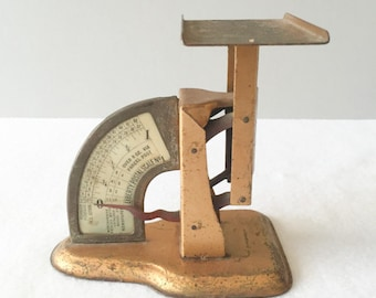 Vintage Liberty Postal Scale Number 1