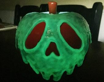 Large ceramic Poison Apple