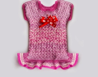 Pink dress for dogs, Dresses for little dogs. Clothes for dogs. Yorkshire Terrier clothing, clothes for Chihuahua.