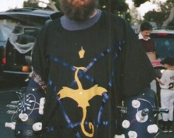 Hellboy Rasputin costume