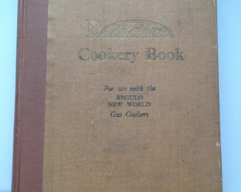 1950's Radiation Cookery Book
