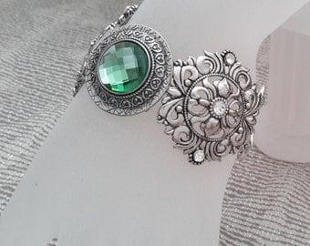 Stunning Sea Foam Green Bracelet
