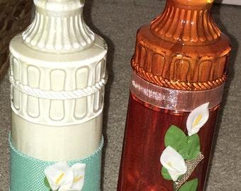 Hand Crafted Vintage Bottle