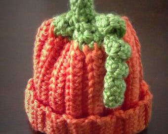 Pumpkin Beanie