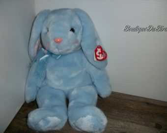 "TY Beanie Buddy ""Flippity"" the Rabbit"