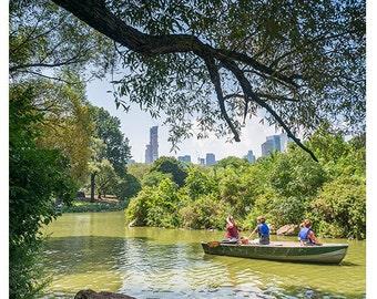Central Park Adventure Photographic Print
