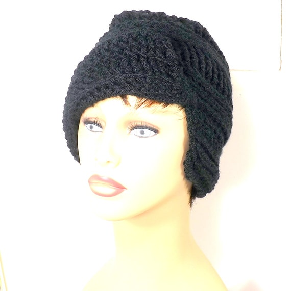crochet hat womens hat womens crochet hat beanie hat flap