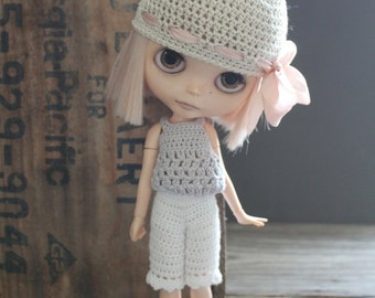 Blythe Crochet Pantaloons or Bloomers Made to Order