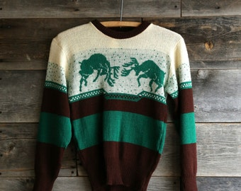 SALE - Deer Sweater