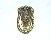 Pagan or Wiccan Door Knocker Fine and Bold Vintage -- Some Call Him Dionysus