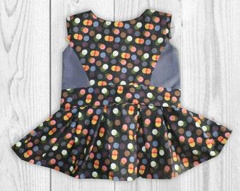 Girls Birthday Dress - Girls Party Dress - Girls Fall Dress - Girls Winter Dress - Baby Dress - Holiday Party Dress - Girls Christmas Dress