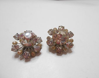 Vintage Rhinestone Brooches (786) Not Matching, Stil Gorgeous!!