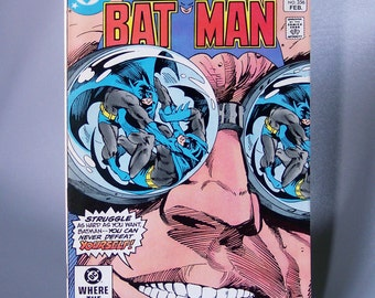 Vintage 1983 Batman No. 356 Excellent Condition